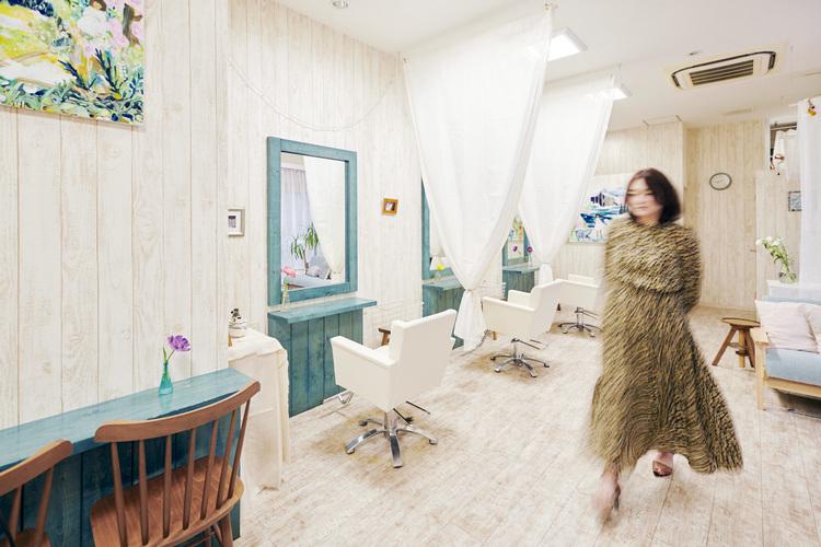 Umineko美容室センター北店