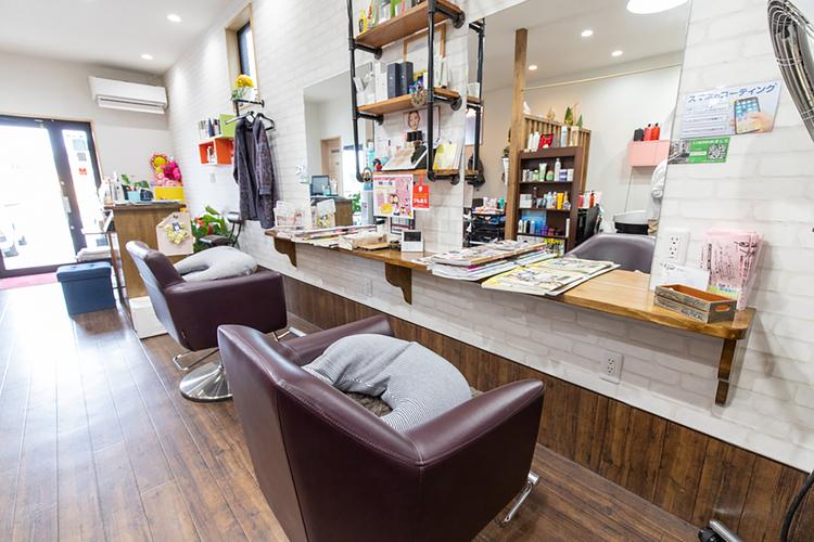 Hair salon Azur