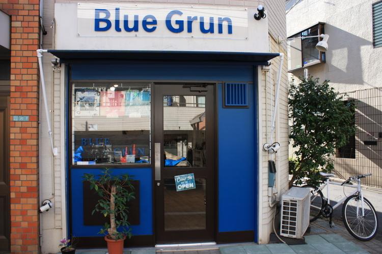 Blue Grunの画像