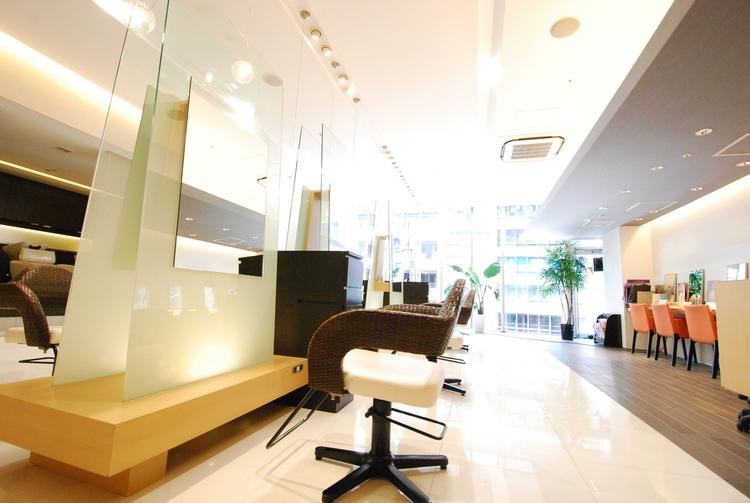 SIECLE hair&spa銀座店