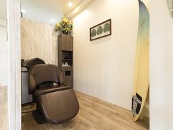 Hair  Resort  LUALUAの内観の画像