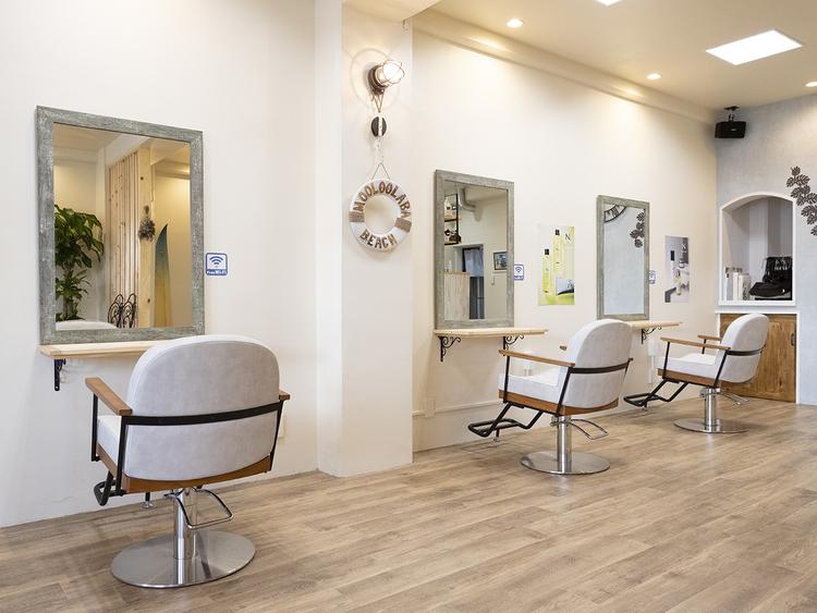 Hair  Resort  LUALUA