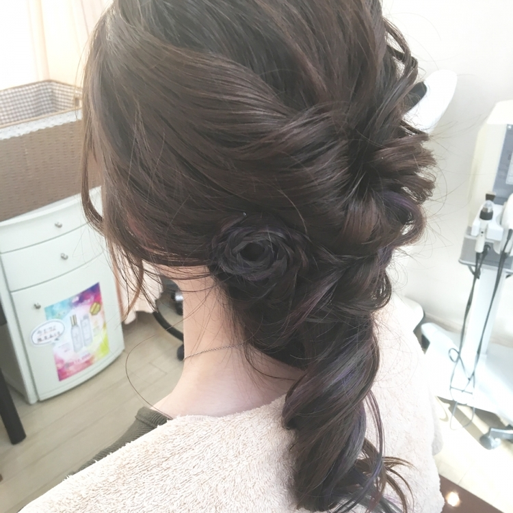 hair studio BLUEBERRYの画像