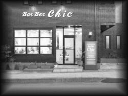 BarBerChicの外観の画像