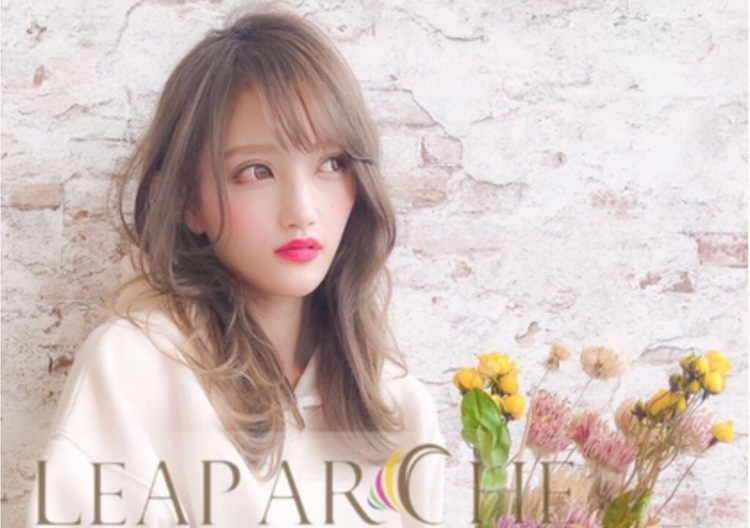 leap arche Hair&head spa 錦糸町北口店【リープアルケーヘアアンドヘッドスパ】の画像
