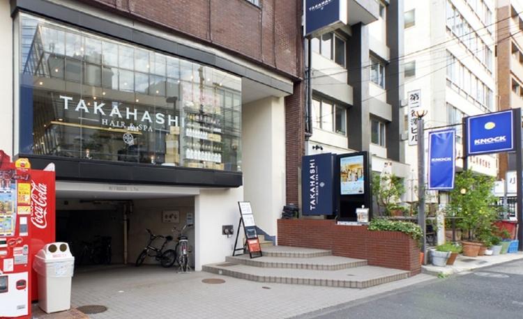 TAKAHASHI HAIR & SPA 六本木