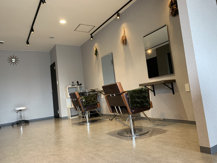 Aliqua hair salonの画像