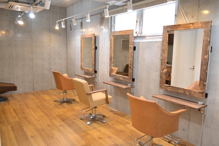 Tree Hair Salonの内観の画像