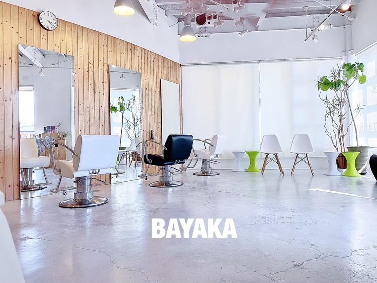 BAYAKA HAIR DESIGN MEN'S