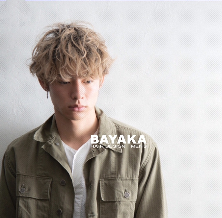 BAYAKA HAIR DESIGN MEN'Sの画像