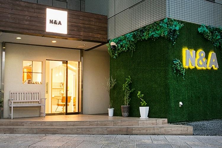 hair shop N&A 春日部東口店の画像