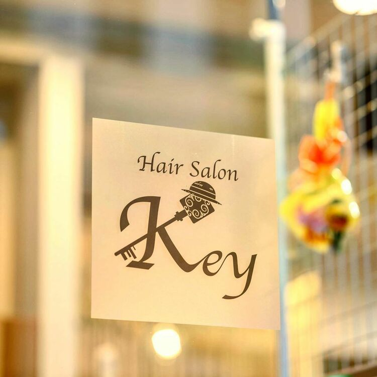 Hair Salon Keyの画像