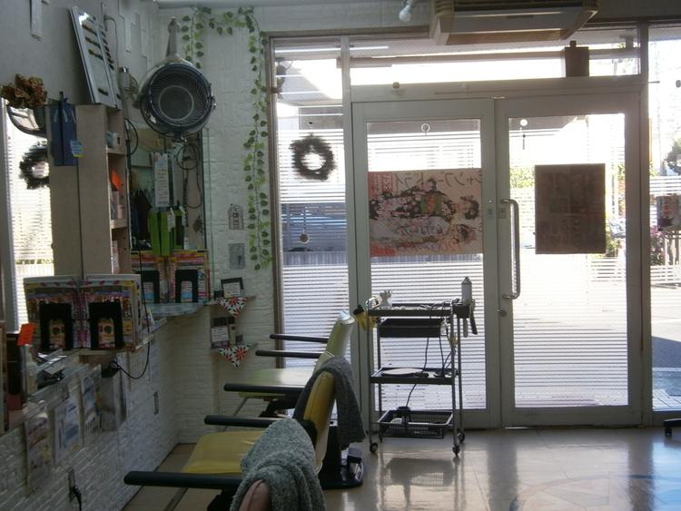 プロデュース美容室