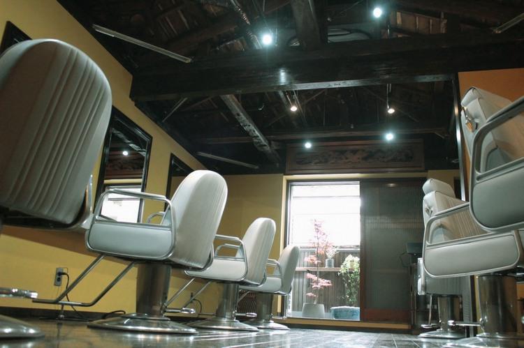 barbershop  KONGの画像