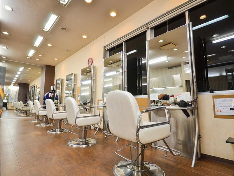 hair & nail YOURS 四街道店 【ユアーズ】の画像