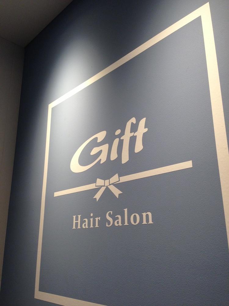 Hair Salon Giftの画像
