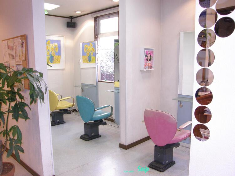 hair salon Snipの画像