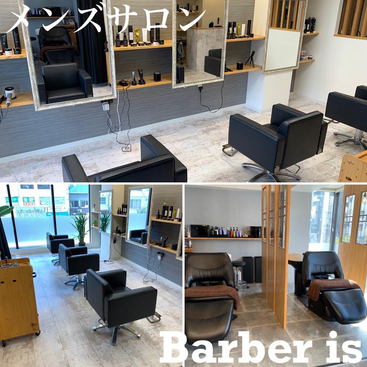 メンズサロン Barber is | 蒲生四丁目