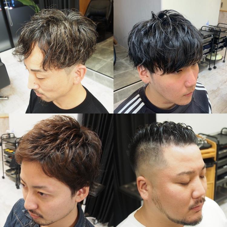 メンズサロン Barber is   蒲生四丁目