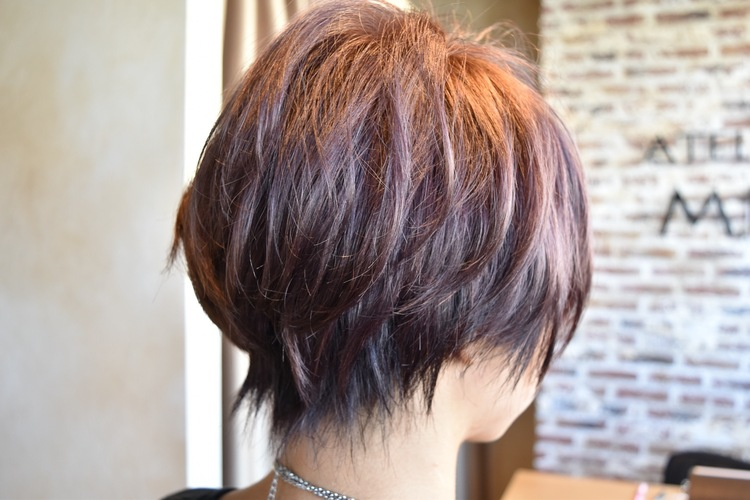Hair Design  ATELIER MIU