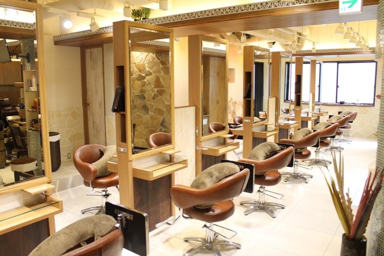 hair resort Ai 新宿西口店