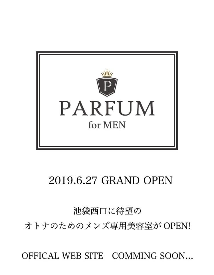 PARFUM for MEN