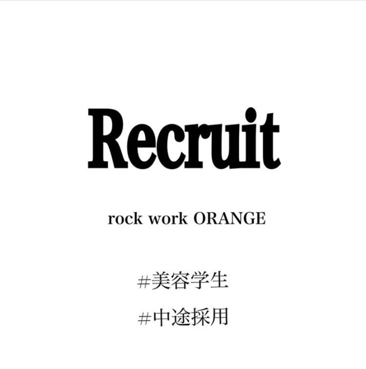 rock work ORANGE 西中島本店