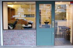ジークヘアデザイン 箕面牧落店の外観の画像