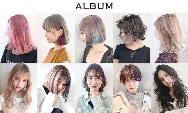 ALBUM 新宿