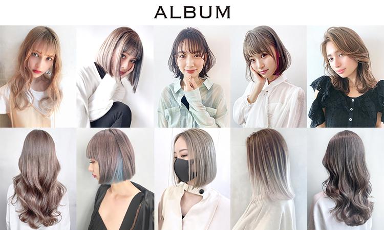 ALBUM 新宿の画像