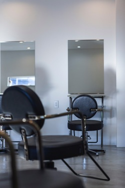 Hair salon BOB(ヘアーサロンボブ)の内観の画像