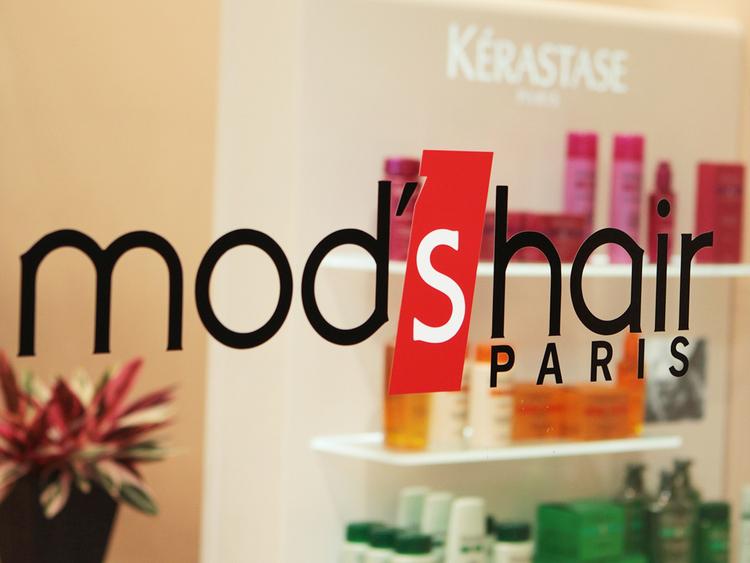 mod's hair豊洲店