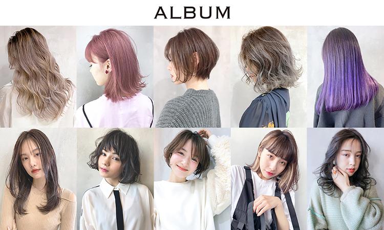 ALBUM 渋谷の画像