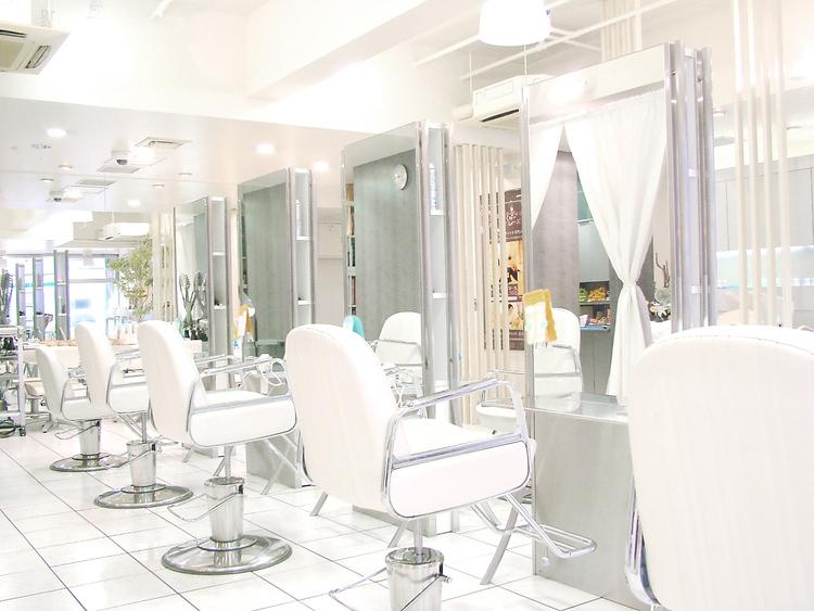 hair & nail MUSE 稲毛店の画像