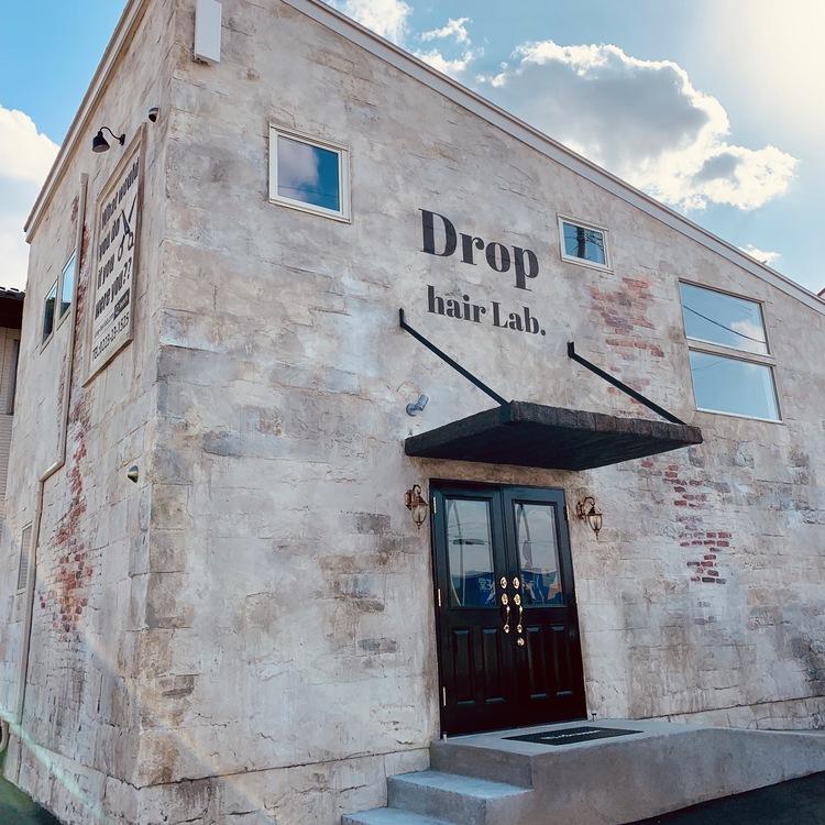 Drop hair Lab.
