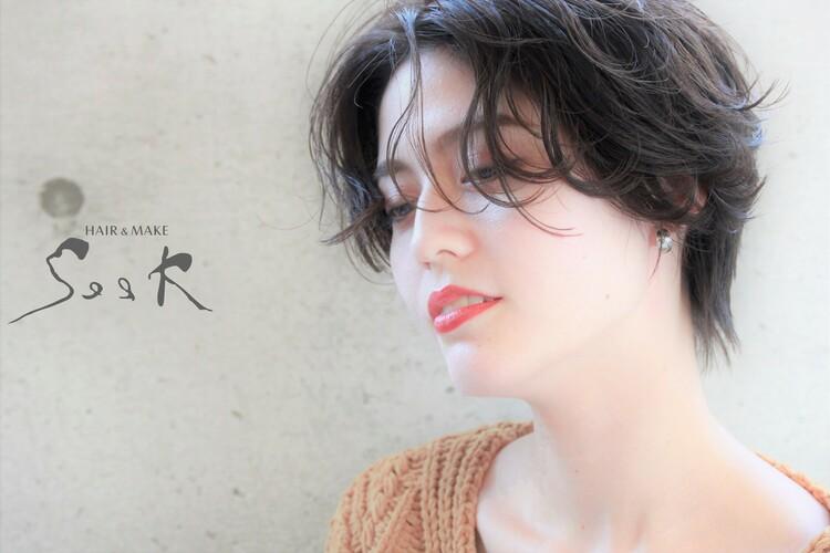 HAIR&MAKE SeeK 吉祥寺の画像