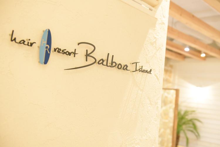 hair resort Balboa Islandの内観の画像