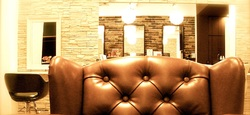 Hair Lounge EGO 武蔵新城店の内観の画像