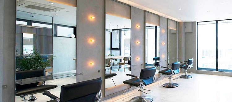 hair salon Gallica aoyama