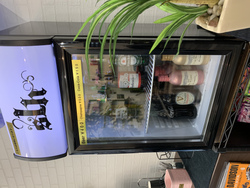 Relax Barber GRATの内観の画像