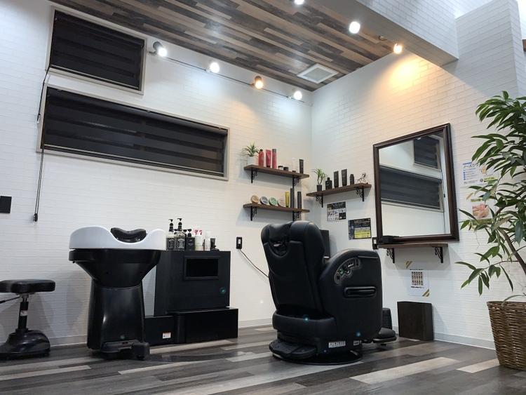 Relax Barber GRATの画像