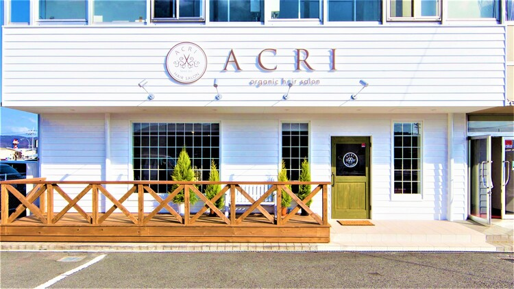 ACRI organic hair salonの画像