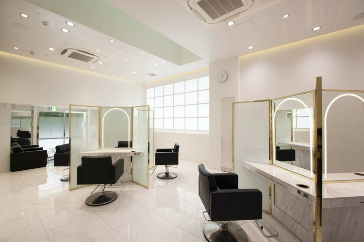 六本木美容室 白金店の画像