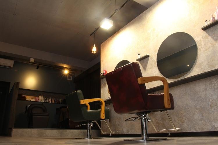 Original Salon ramp