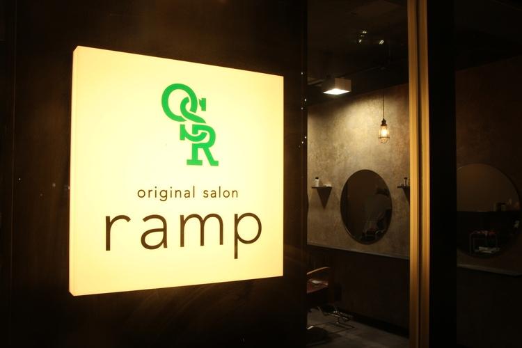Original Salon rampの画像