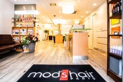 mod'shair 上尾西口店の内観の画像