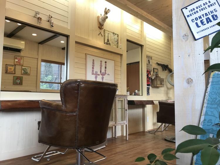ミルック美容室の画像