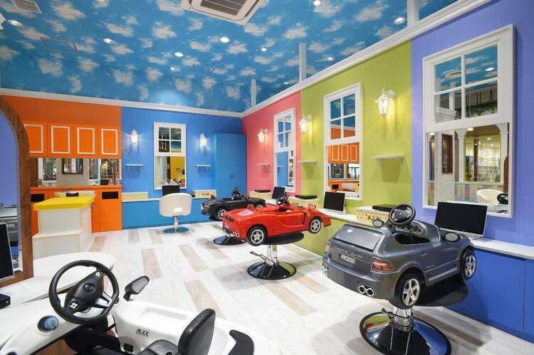 こども専門美容室 チョッキンズ 多摩平の森店の画像