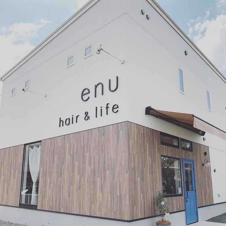 enu hair & lifeの画像