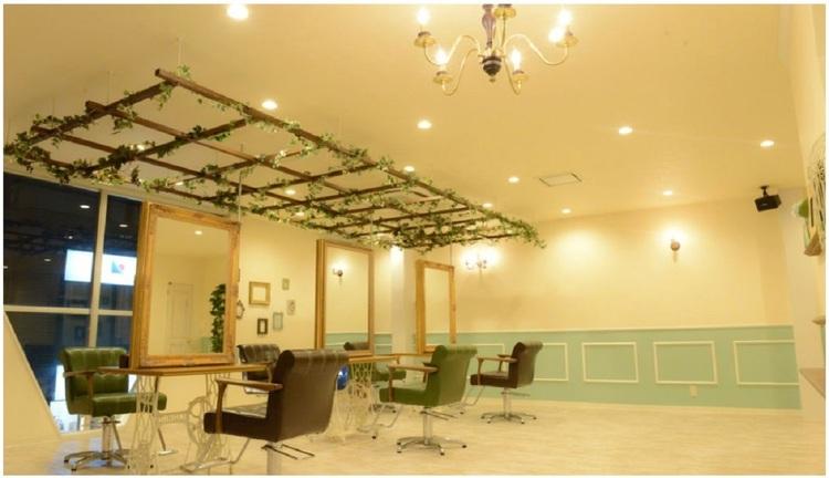 La Bonheur hair noble新越谷店の画像
